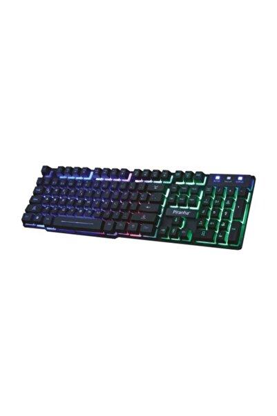 Piranha 2345 Gaming 7 Renk Işıklı Oyuncu Klavyesi