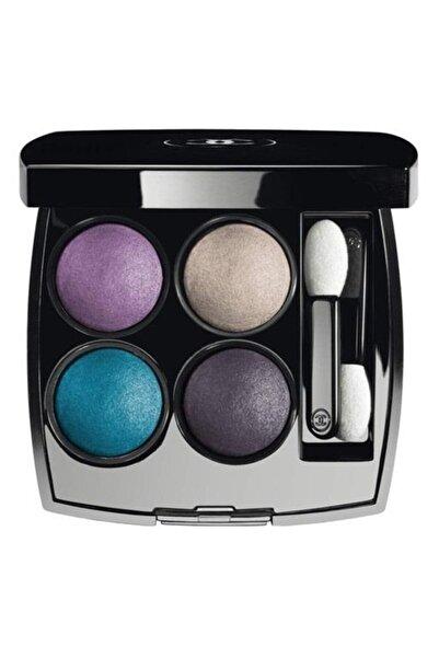 Chanel 4'lü Göz Farı - Eye Shadow Les 4 Ombres Quadra Eyeshadow 262 Tisse Beverly Hills 3145891642629