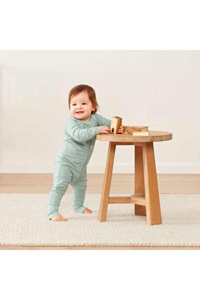 ergopouch Australia Unisex Bebek Yeşil Patikli Pijama Tulum
