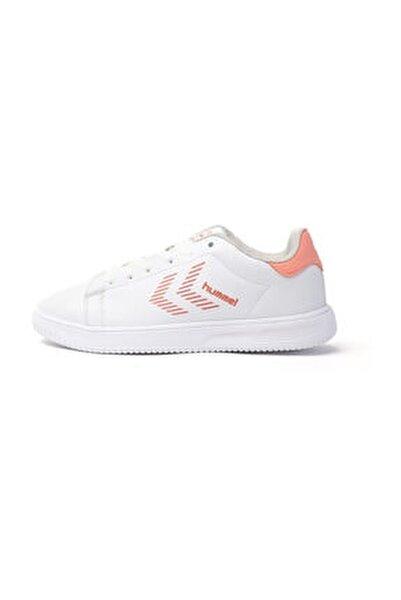 Unisex Beyaz  Sneaker - Hml Hml Viborg  Smu