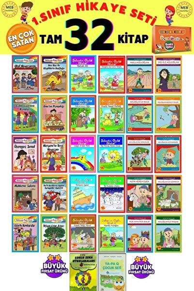 Ata Yayıncılık 1.ve 2.sınıflar Için (6-8 Yaş ) Okumayı Sevdiren Hikaye Seti