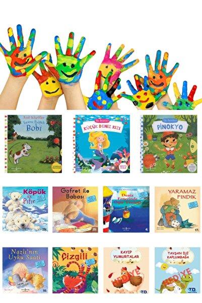 İş Bankası Kültür Yayınları Rengarenk 3 Hareketli Kitap Ve Muhteşem Öykü Seti