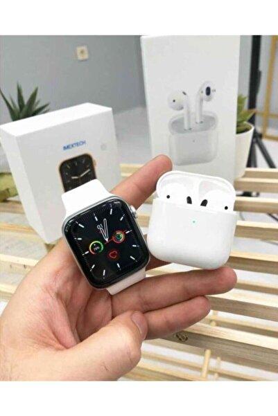 RKK Apple Watch 6 Plus W26+ Yan Tuş Aktif