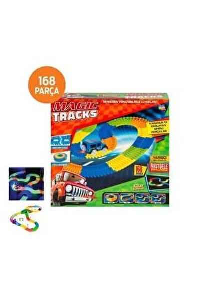 Magic Tracks Hareketli Raylar 168 Parça