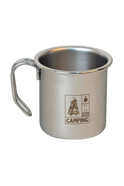 NURGAZ Paslanmaz Kupa Camping