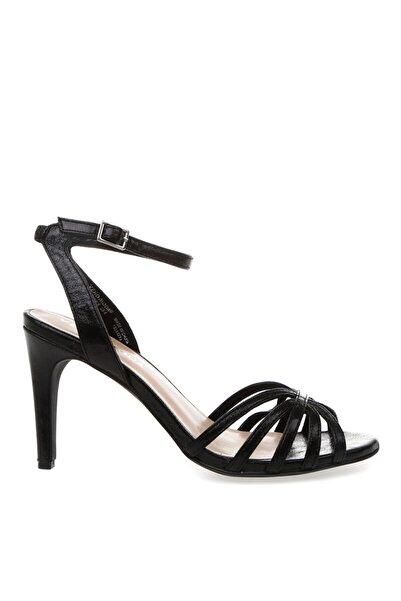 Vero Moda Cassia Önü Açık Bilekten Bağlamalı Topuklu Sandalet