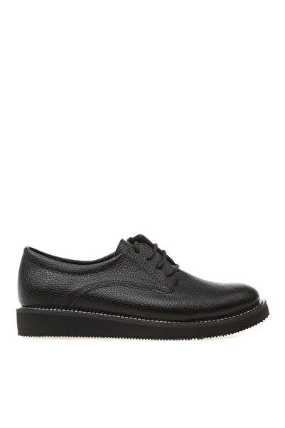 LİMON COMPANY Limon Siyah Kadın Düz Ayakkabı