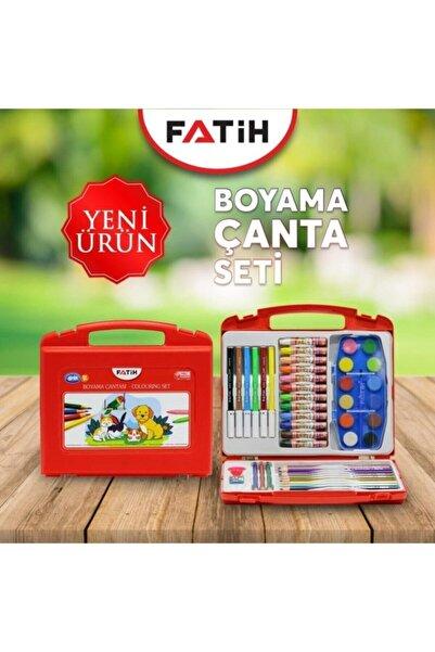 Fatih Boyama Seti Çantalı 33300 Fa33210çbs