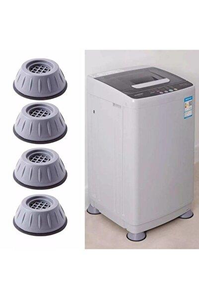 MilenyumTİcaret Çamaşır Makinesi Yükseltici Titreşim Engelleyici Stoper 4 Lü Set