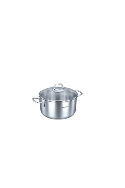 KORKMAZ Kor A1657 Perla Çelik Tencere