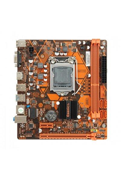 ESONIC H61fhl Ddr3 Vga, Hdmı, Gigabit Ethernet, Lga1155 Anakart