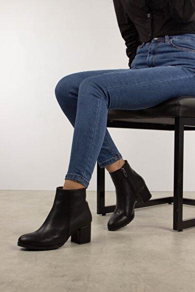 Gökhan Talay Kadın Bera Kısa Topuklu Bilek Bot
