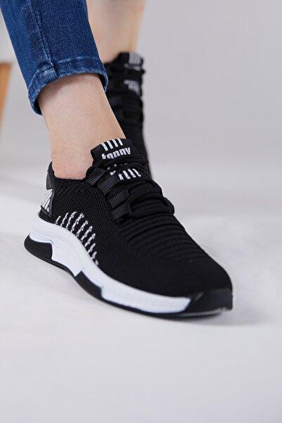 Tonny Black Unısex Spor Ayakkabı