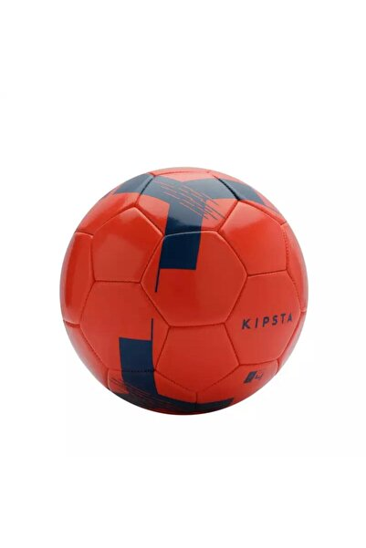 kipsta 4 Numara Kırmızı Lacivert Desenli Futbol Topu
