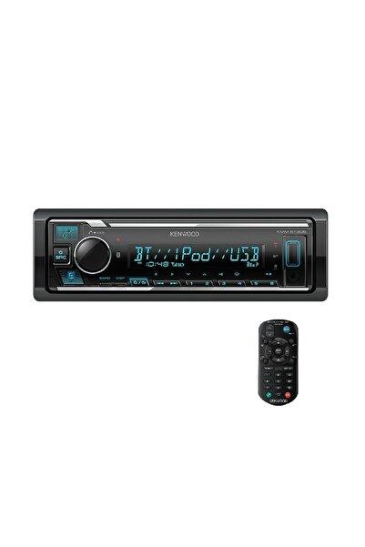 Kenwood KMM-BT306 3 Amfi Çıkışlı Bluetooth Usb Aux Profesyonel Oto Teyp