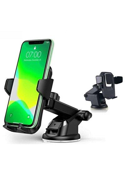 AYACO Araç Içi Telefon Tutucu Akrobat Tutucu Ultra 360 Ayarlanabilir Araba Telefon Tutucu