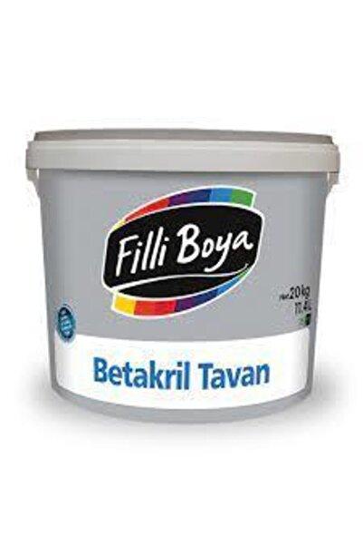 Filli Boya Betakril Tavan Boyası 3,5 kg Beyaz