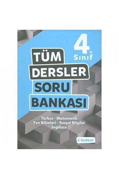 Tudem Yayınları 4.Sınıf Tüm Dersler Soru Bankası