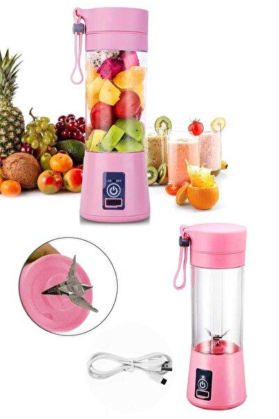 Raicon Profesyonel Portatif Taşınabilir El Blender 380 ml Usb Şarjlı
