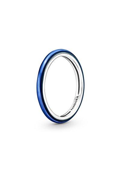 Pandora Me Elektrik Mavisi Yüzük