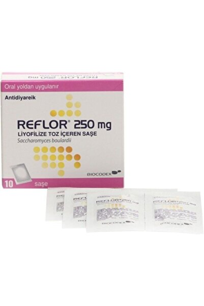 Seven Berry Reflor 250 Mg 10 Şase