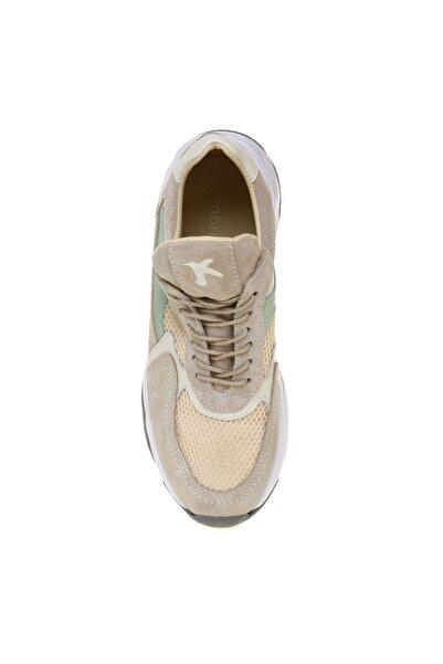Fabrika Vizon Kadın Sneaker Ayakkabı