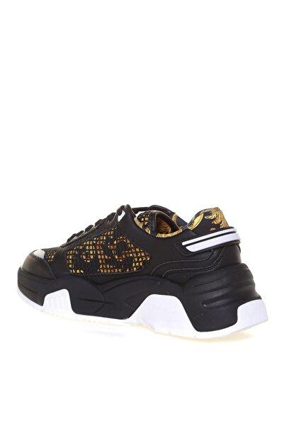 VERSACE JEANS Unisex Sneaker Siyah