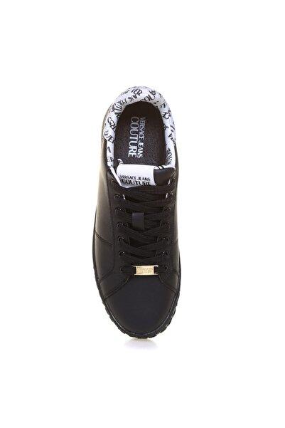 VERSACE JEANS Siyah Erkek Sneaker