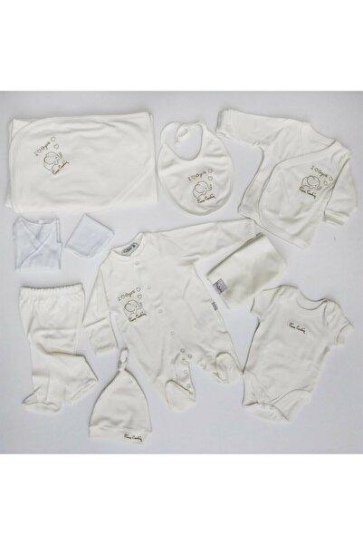 Pierre Cardin Baby Organik 10 Parça Hastane Çıkışı