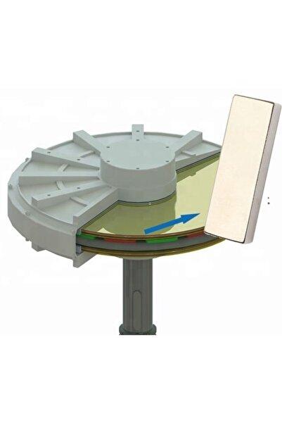 CAV-TECH Neodyum 30x10x10 ( N50 Grade ) 24 Kutup Yuksek Akımlı Alternator Mıknatıs Seti (24 Adet)