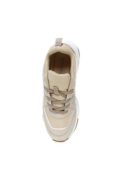 Fabrika Bej Kadın Sneaker