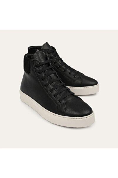 Mudo Bağcıklı Bilek Boy Sneaker Ayakkabı