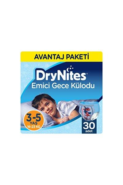 Huggies Drynetis Erkek Emici Gece Külodu 3-5 Yaş 10*3 30 Adet