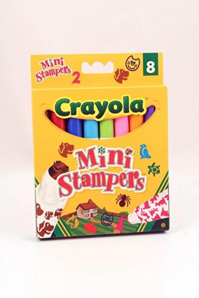 Crayola Mini Stampers Baskı Kalemi