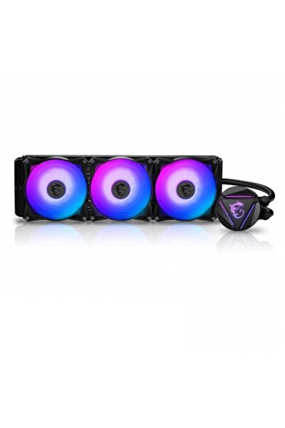 MSI 360mm Mag Corelıquıd 360r Rgb Sıvı Soğutmalı Işlemci Fanı Strx4