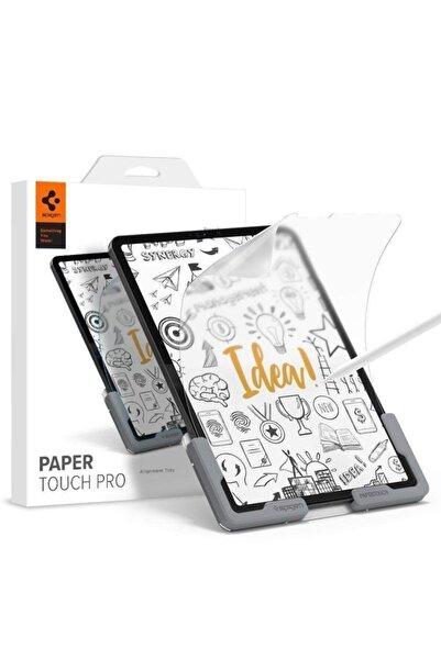 Spigen Ipad Pro 12.9'' (2021 / 2020 / 2018) Ekran Koruyucu, Paper Touch Pro Tray Kolay Kurulum