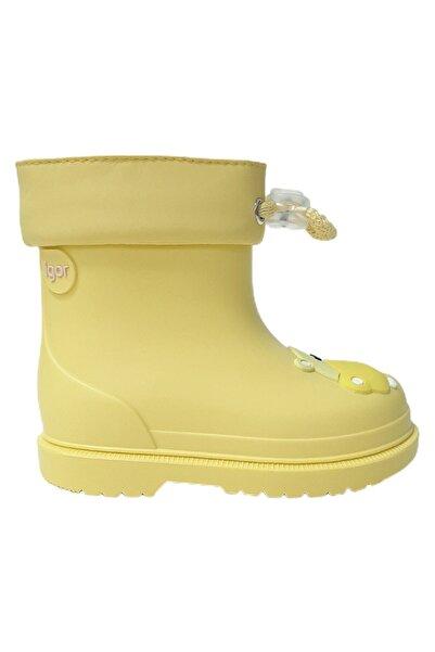 IGOR Bimbi Hipopotamo Bebek Ayakkabısı Sarı