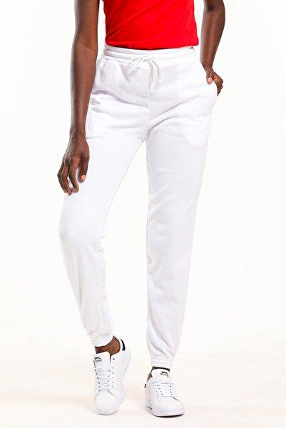 Slazenger Bertha Kadın Eşofman Altı Beyaz