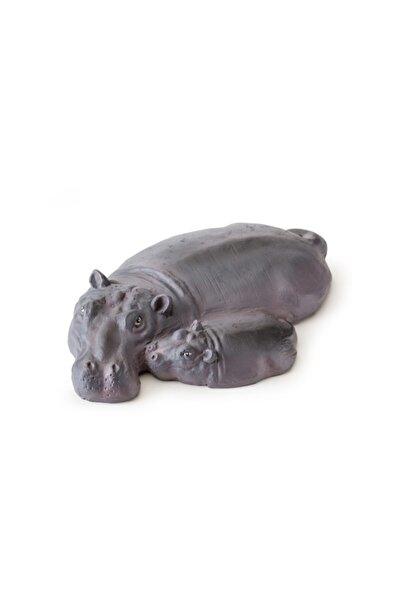 Exo Terra Hipopotam Kaplumbağa Adası Teraryum Dekoru