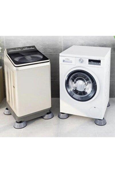 pratikdunyam Çamaşır Makinesi Titreşim Engelleyici Aparat (4 Lü Set)