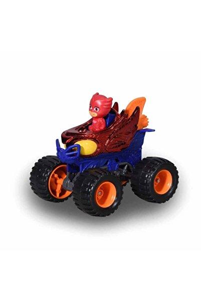 Dickie Pijamaskeliler Owlette Mega Wheelz Karakter Aracı