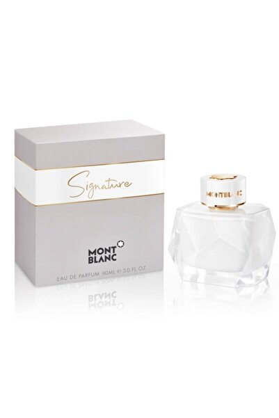 Montblanc Signature Edp 90 ml Kadın Parfüm 3386460113588