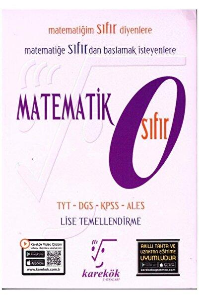 Karekök Yayınları Matematik 0 Sıfır Lise Temellendirme