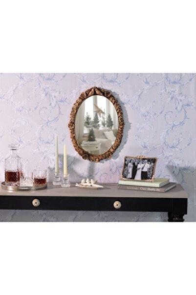 Madame Coco Romaine Ayna - Kahverengi - 38x50 Cm