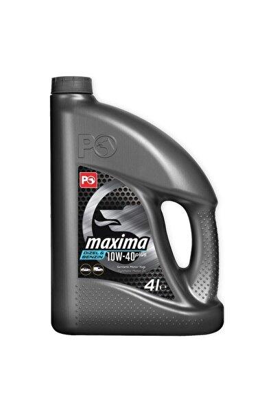 Petrol Ofisi Maxima 10w-40 Plus 4lt 2021
