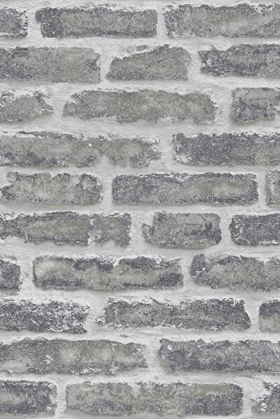 Esmeralda Zümrüt Esmeralda 5647 Taş Tuğla Desen Duvar Kağıdı (5,33 M²)