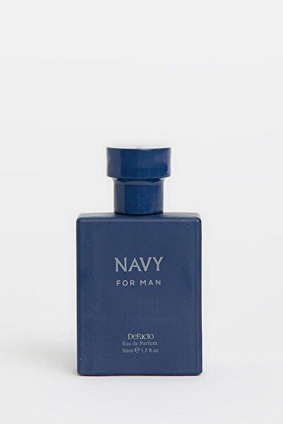 DeFacto Navy Erkek Parfüm 50 ml
