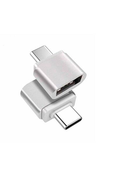 Mopal Macbook Pro Air Uyumlu Usb To Type-c Otg Dönüştürücü Çevirici