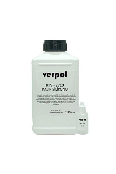 Verpol Rtv-2 Kalıp Silikonu 1.sınıf - 1 Kg Beyaz