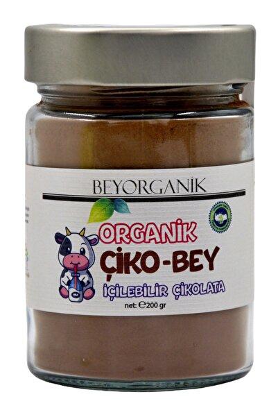 BEYORGANİK Organik Çiko-bey İçilebilir Çikolata 200 gr